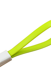 jetech 3ft appel gecertificeerde usb sync en opladen bliksem kabel voor Android-telefoons