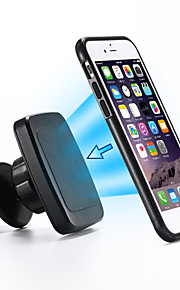 2016 Unique Fashion Desingn Magnetic Car Air Vent Phone Holder Mount for iPhone6 Plus/iphone6/iphone5 5s