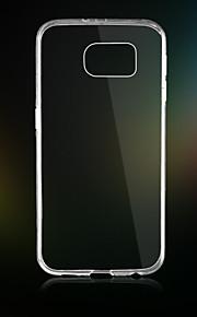 TPU ultra-sottile trasparente copertina morbida caso per il Galaxy S7 / S7 bordo / bordo s7 più / S5 / S4 / S3 / S5 mini / S4 mini mini /