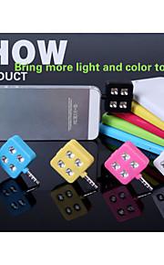 Iluminação Flash telefone sync quente e frio rk06 (cores sortidas)