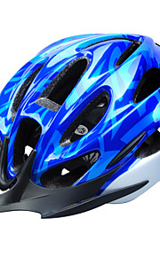 FJQXZ® Women's / Men's Mountain / Road Bike helmet 15 Vents CyclingCycling / Mountain Cycling / Road Cycling /