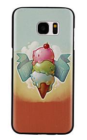 cassa del telefono materiale modello pc gelato per la galassia S7 / s7 bordo / s7 più