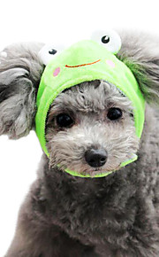 Köpekler Yakalar Cosplay Kırmızı / Beyaz / Yeşil / Pembe Sünger