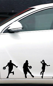 Funny Slamdunk Car Sticker Car Window Wall Decal Car Styling (1pcs)