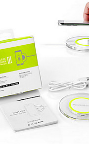 The New A9 Transparent Wireless Charger / Android Wireless Charging Board /QI Wireless Universal Charging Base