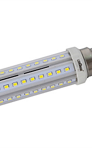 9W B22 LED-kornpærer T 58PCS SMD 2835 100LM/W lm Varm hvit / Naturlig hvit Dekorativ AC 85-265 V 1 stk.