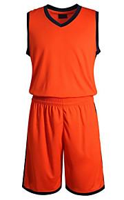 Adults Custom Basketball Uniforms 100% Polyester Jersey