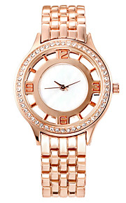 COMTEX   Women's. Rose Gold Quartz Watch With Steel SYL159004 Cool Watches Unique Watches