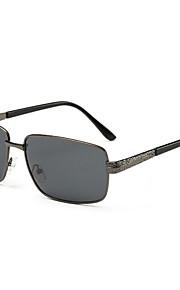Solbriller mænd's Sport / Moderne / Mode / Polariseret Firkantet Flerfarvet Solbriller Full-Rim