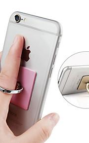 metallo regolabile supporto ad anello appiccicoso per Samsung (colori casuali)