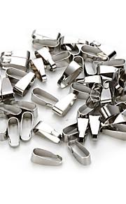 25 stykker zink legering solsikke form smykker hooker lås lang vedligeholdelse
