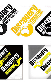 Funny Discover Car Sticker Car Window Wall Decal Car Styling (1pcs)