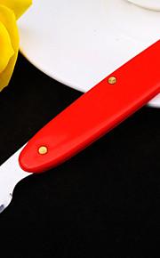ferramenta de alta qualidade chapa de aço pry tampa inferior faca de reparação do relógio (cor aleatória)