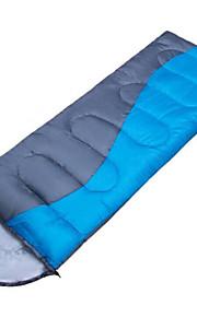 Sleeping Bag Rectangular Bag Single 10 Hollow Cotton 210X75 Hiking Camping Traveling Outdoor Waterproof Keep Warm