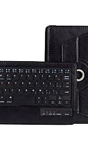 kz708 7-8inch Universial roterende bluetooth tastatur til androider / vindue / ios system til tablet