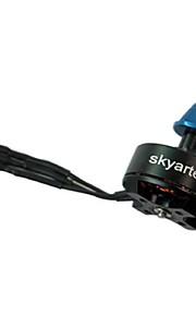 Skyartec 1804-2200kv motor brushless cw (7.4v / 11.1v) (bl013c)