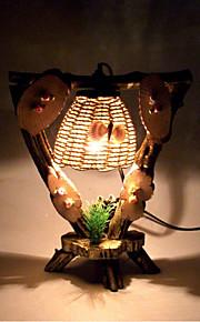 creatieve hout licht driehoek lamp decoratie bureaulamp slaapkamer lamp cadeau voor kind