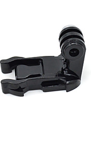 Low Angle Basic Mount for Gopro Hero 4 Session Perfect Collocation with 4s Low Angle Frame