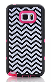 Cool Hybrid 2 In 1 Case For Galaxy Note 5 Luxury Hard PC +TPU Back Cover For Samsung Galaxy Note5