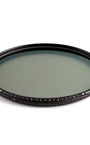 fotga ultra slanke fader variabel nd-mc filter ND2 at nd400 46mm / 49mm neutral tæthed