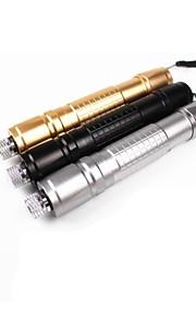 Kuglepen Formet-Grøn Laserpointer-Aluminium Legering