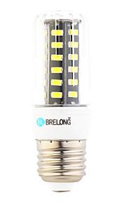 9W E26/E27 LED-kornpærer T 42 SMD 900 lm Varm hvit / Kjølig hvit AC 220-240 V 1 stk.