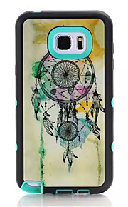 Cool Hybrid 2 In 1 Case For Galaxy Note 5 Luxury Hard PC +TPU Back Cover For Samsung Galaxy Note 5