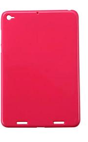 """la cubierta del caso de TPU para Xiaomi mi mijo plana 2 / mi cojín 2 7,9 """"tableta (colores surtidos)"""