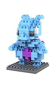LoZ Mewtwo LoZ diamant blokke blok legetøj DIY legetøj (130 stk)