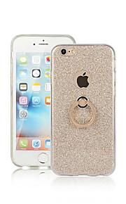 nya kreativa armband innehavaren glitter tpu ringer fallet är lämplig för iphone6 plus / 6s plus