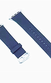 luksuriøse se bandet i ekte skinn for Apple Watch 38mm / 42mm topp kvalitet for iwatch stropp (assorterte farger)