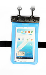 Waterproof PVC Material Dry Box for iphone/Samsung and other Cell Phone 17*10*5 (Random Colors)