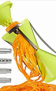 Frugt & Grønt-skærere Rustfrit Stål / Plastik,