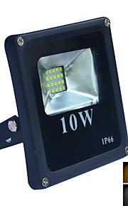 1 stk. Jiawen 10W / 30W 20 SMD 2835 900-1000 lm Varm hvit / Kjølig hvit Vanntett LED-lyskastere AC 220-240 V