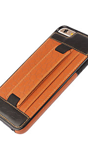 pour apple iPhone6 / 6s / 6plus / 6s, plus cuir fleur de football retour fente satisfait multifonction étui protecteur de couverture
