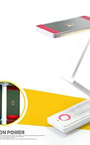 2 w kald hvit ac vanntett / dimmes / oppladbart energisparende LED leselys (assortert farge)