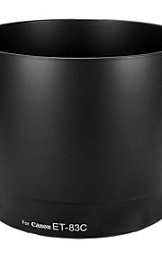 newyi® erstatte et-83c modlysblænde til Canon EF 100-400 mm f4.5-5.6l IS USM et-83c