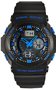 Outdoor Sports Multi-function Table Mountaineering Men Waterproof Watch Swimming Dual Display Hand