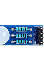 10MM High Brightness Colorful Common Anode Mist Type RGB Module - Blue Suitable for Arduino Scientific Research