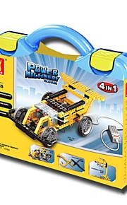 Blocos de Construir para presente Blocos de Construir Modelo e Blocos de Construção Plástico Brinquedos