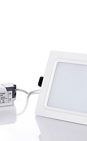 20W LED-downlights 40pcs SMD 5730 1800-2000 lm Varm hvit / Kjølig hvit / Naturlig hvit Dimbar AC 85-265 V 1 stk.