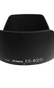 newyi® blomst modlysblænde udskiftning Canon ES-62ii til ef 50 / 1.8ii 50mm f1.8 es-62 ii