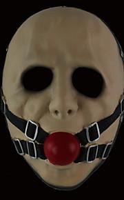 Gagball appeal  Interest of high-grade  Resin Mask White
