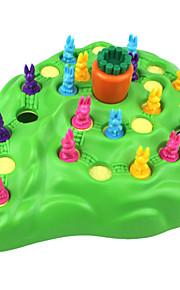 sfida stimolare ostacolo giocattoli coniglio motocross trappola gioco verde