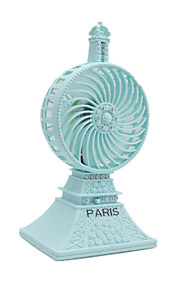 Paris Iron Tower Mini Fan