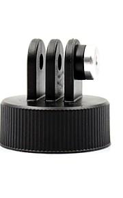Capsule Water Bottle Cover brackets Adapter for GoPro HD Hero3/3+/4 xiaoyi SJ4000  Camera