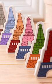Paris Story The Eiffel Tower Pattern Eraser(3 PCS/Set)
