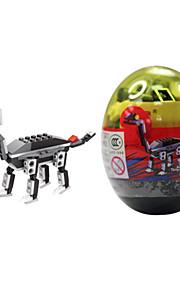 dr 6301 brinquedos lego novo le dinossauro torcido bloco bloco de ovo quebra-cabeça para manter brinquedos infantis montados