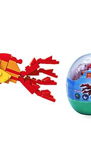 Legetøj For drenge Byggesten blokke Model- og byggelegetøj Plastik