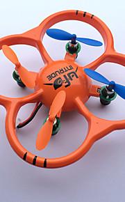 NiHui U207 Drone 6 akse 4 kanaler 2.4G RC quadrokopter 360 graders flyvning